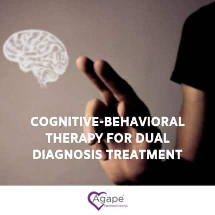 CBT dual diagnosis therapy