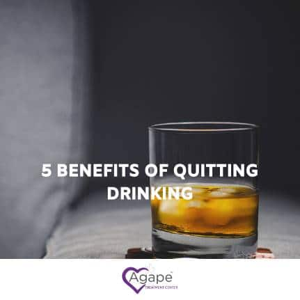 benefits of quitting drinking