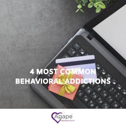 the most common behavioral addictions