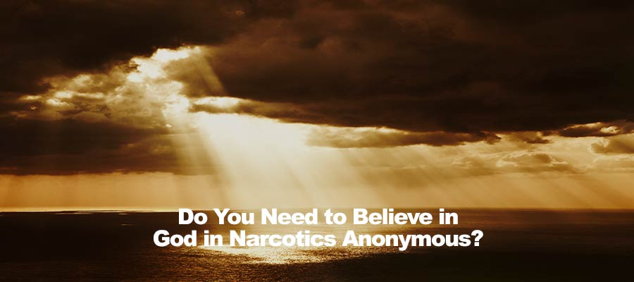 Do You Need to Believe in God in Narcotics Anonymous?