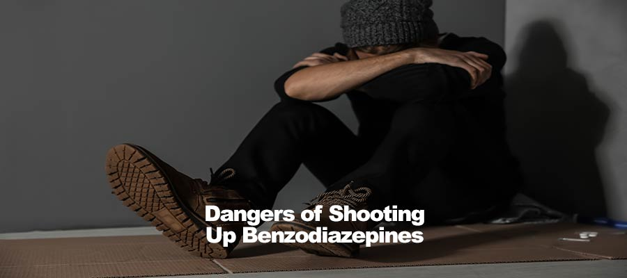 Dangers of Shooting Up Benzodiazepines
