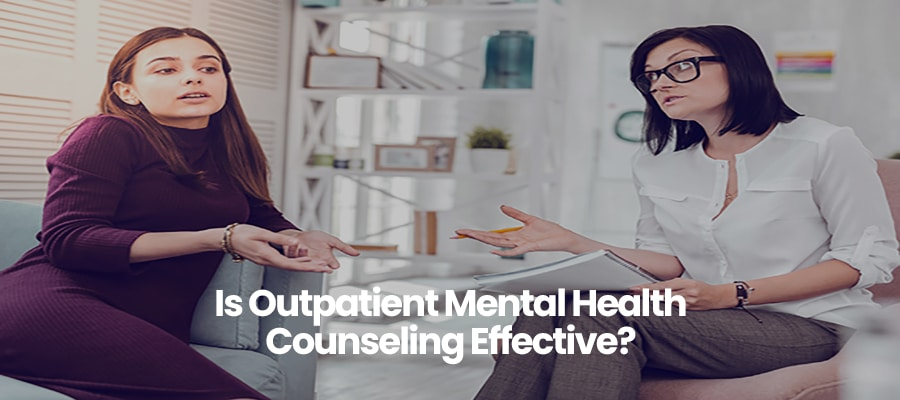 Is Outpatient Mental Health Counseling Effective?