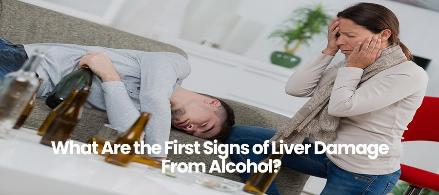 What Are the First Signs of Liver Damage From Alcohol?